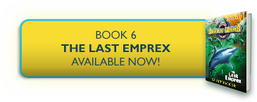 Book 6, The Last Empress, Available Now!